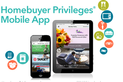 Homebuyer Privileges App