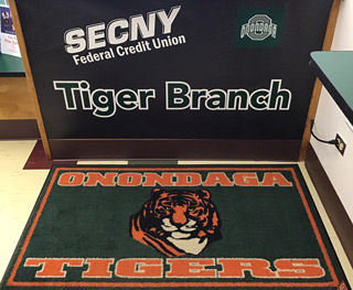 Onondaga Central Schools Tiger Branch from SECNY image