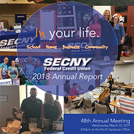 In Your Life SECNY 2018 Annual Report